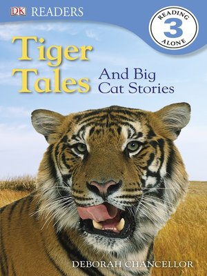 cover image of Tiger Tales